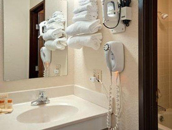 Days Inn Sioux Falls Airport: Bathroom