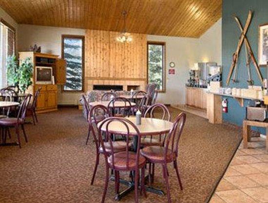 Days Inn Silverthorne: Breakfast Area