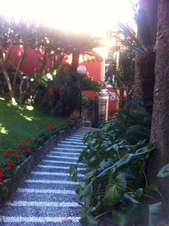 Hotel Eden: Garden