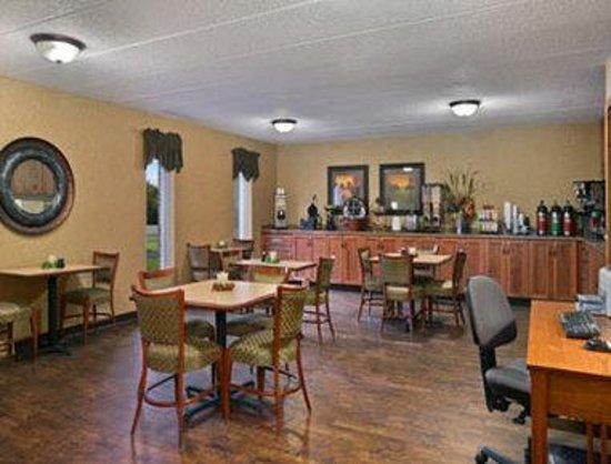Days Inn International Falls: Breakfast Area