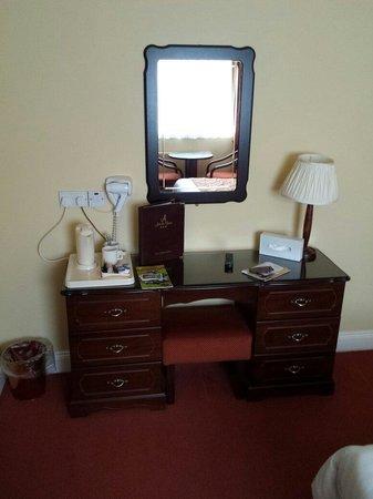 Ashville House: Desk