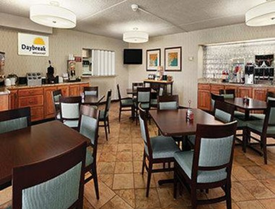Days Inn Helena: Breakfast Area