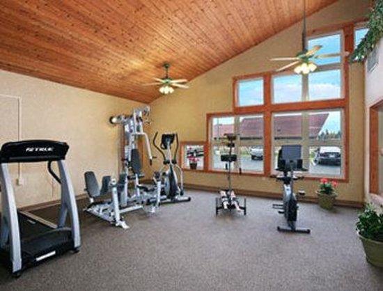 Days Inn International Falls: Fitness Center