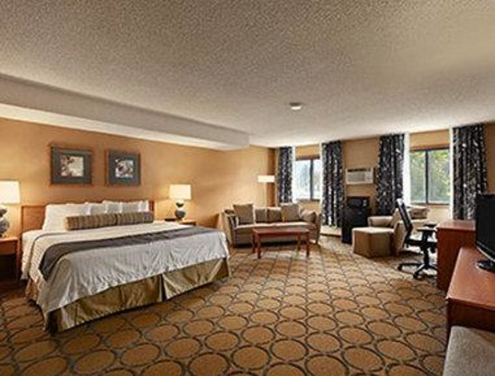 Days Inn Helena: Suite