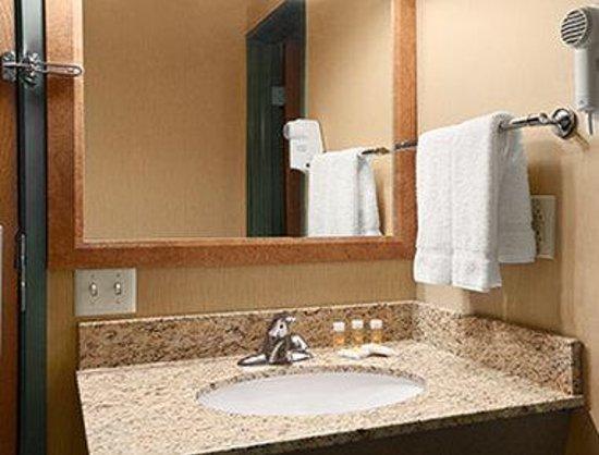 Days Inn Helena: Bathroom