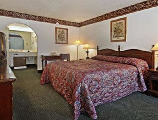 Days Inn Austin South: Standard One King Bed Room