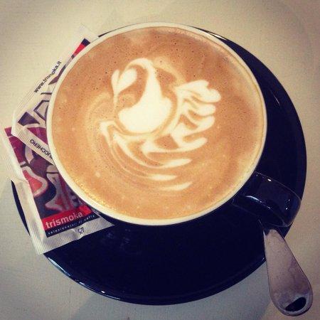 Cappuccino & Aswan