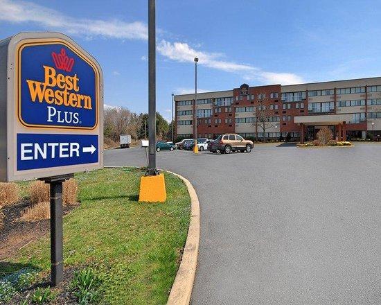Best Western Plus Reading Inn & Suites: Welcome!