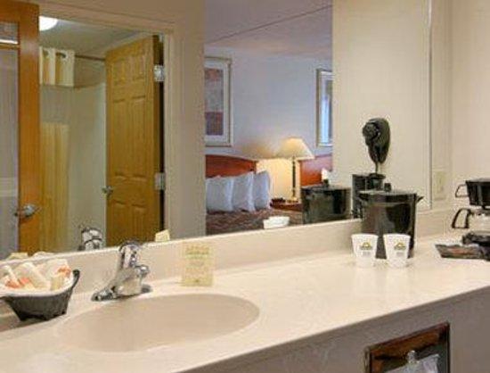 Days Inn & Suites Bozeman: Bathroom