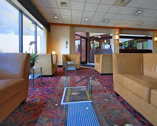 Best Western Plus Reading Inn & Suites: Comfortable place to visit