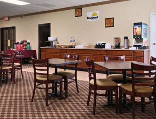 Days Inn Conneaut: Breakfast Area