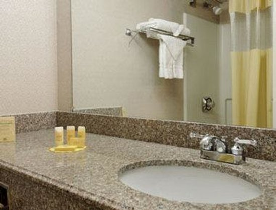 Days Inn Conneaut: Bathroom