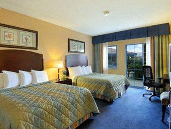 Days Hotel Mesa Near Phoenix: Standard 2 Queen Beds