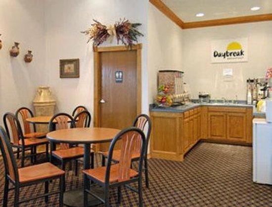 Days Inn & Suites Big Spring: Breakfast Area
