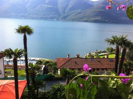 Hotel Primavera: Aussicht