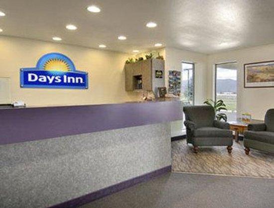 Days Inn Missoula Airport : Lobby