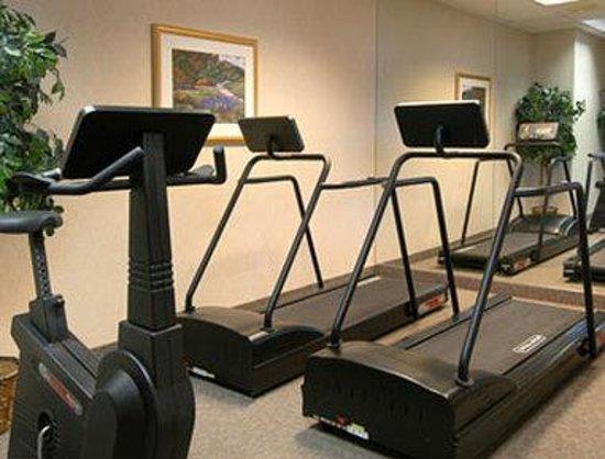 Days Inn Erie: Fitness Centre