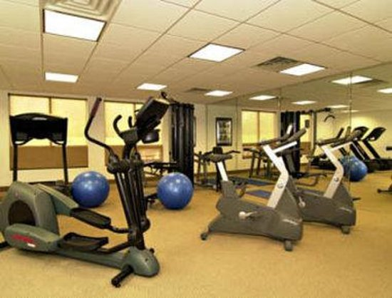 Days Inn Horsham Philadelphia: Fitness Center