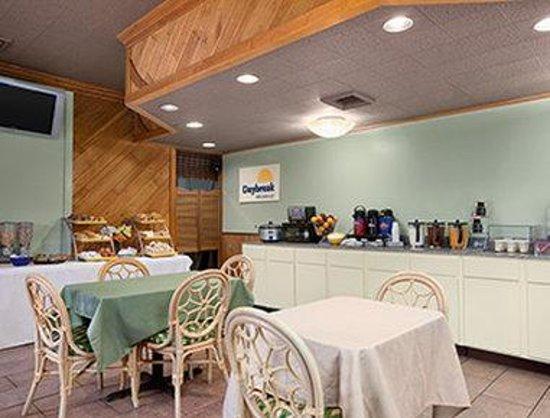 Days Inn Pensacola - Historic Downtown : Breakfast Area