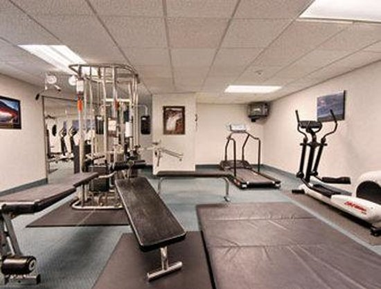 Days Inn Gettysburg: Fitness Center