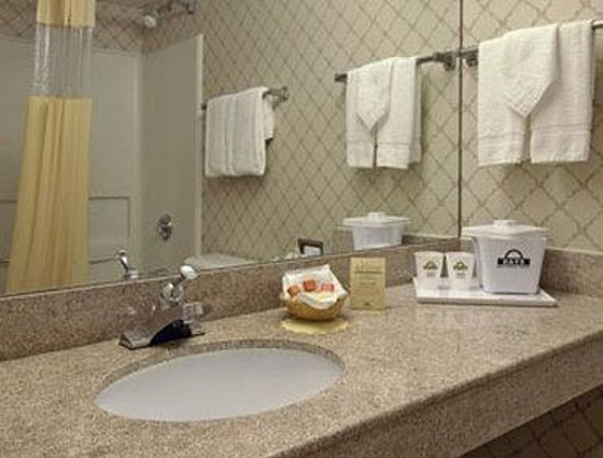 Days Inn Newport News/Oyster Point at City Center: Bathroom