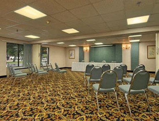 Days Inn Newport News/Oyster Point at City Center: Meeting Room