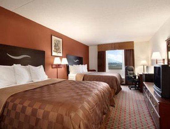 Days Inn Lebanon/Fort Indiantown Gap : Guest Room