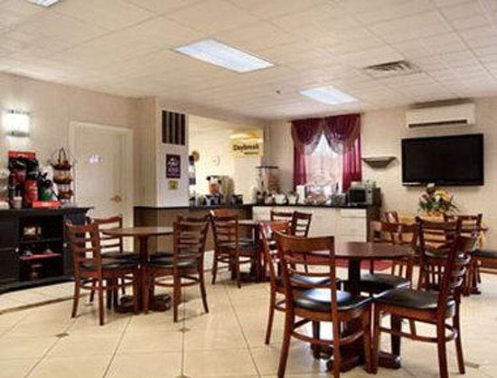 Days Inn Lebanon/Fort Indiantown Gap: Breakfast Area