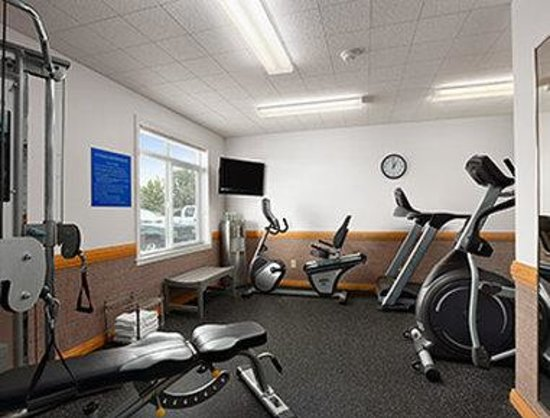 Days Inn Great Falls: Fitness Center