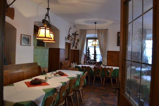 Gasthof zum Rassen : Charming interior