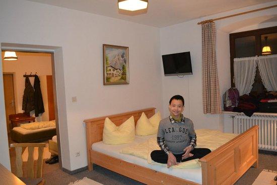 Gasthof zum Rassen: Spacious suite for up to 5 pax