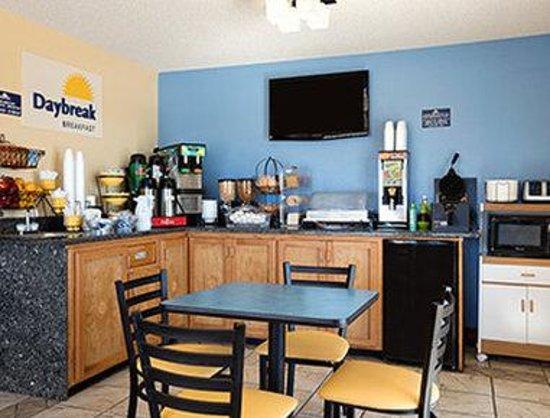 Days Inn Tucumcari: Breakfast Area