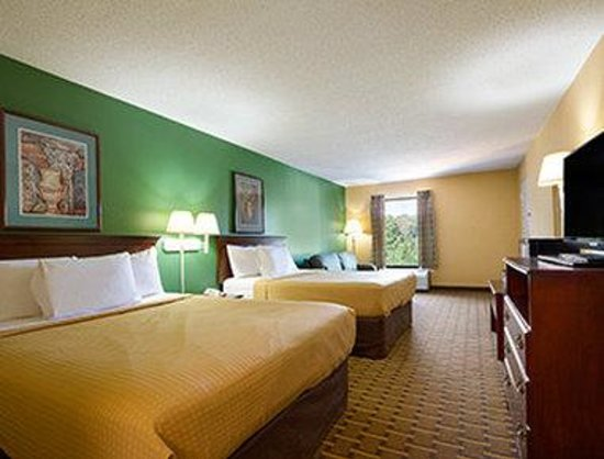 Days Inn & Suites Duncan/Spartanburg: Double Sleeper