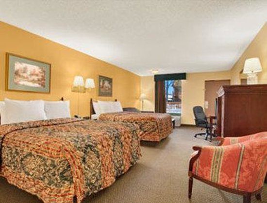 Days Inn Burleson FT. Worth: Standard Two Double Bed Room