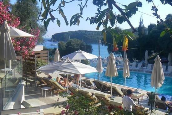 Valtos Beach & Gogozotos Residence: pool area