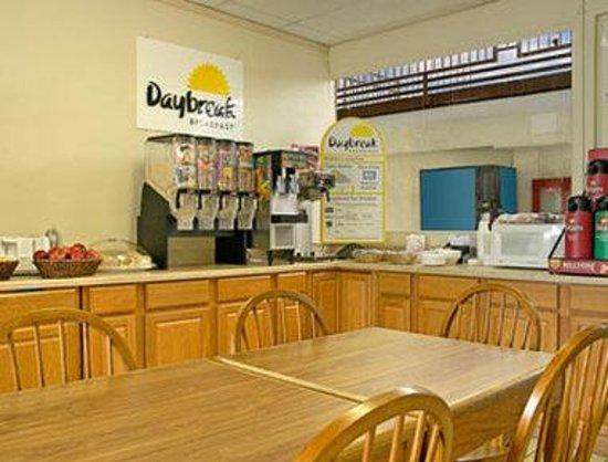 Days Inn Bristol Parkway: Breakfast Area