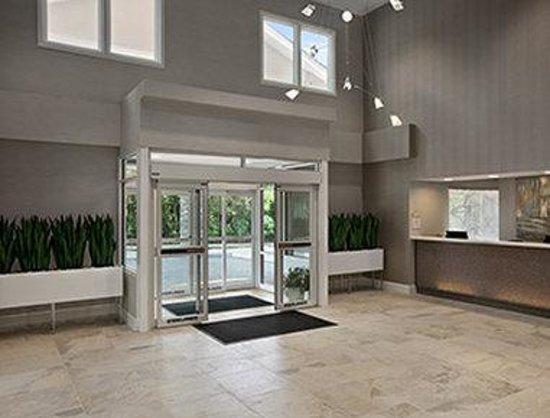 Comfort Inn Williamsburg Gateway: Entrance