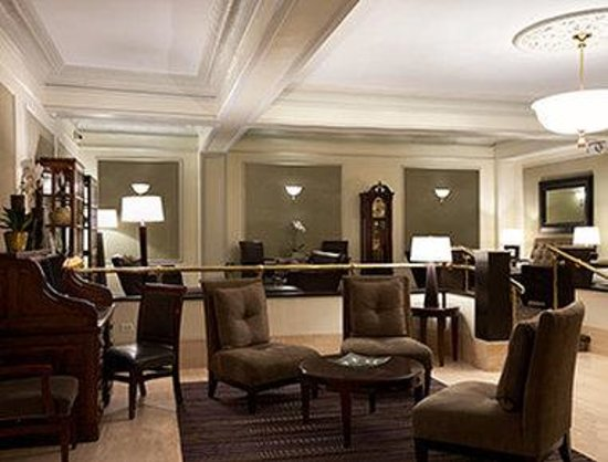 Days Inn Chicago: Lobby 1