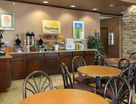 Days Inn Bernalillo: Breakfast Area
