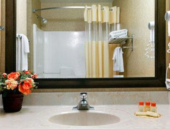 Days Inn Bernalillo: Bathroom