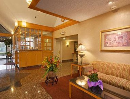 Days Inn Lanham Washington D.C: Lobby