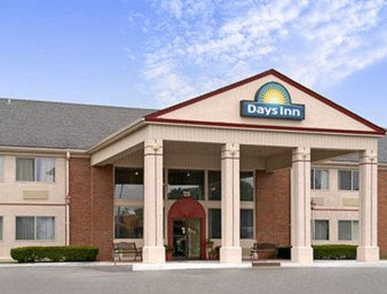 Days Inn - Columbus IN: Welcome to the Days Inn Columbus