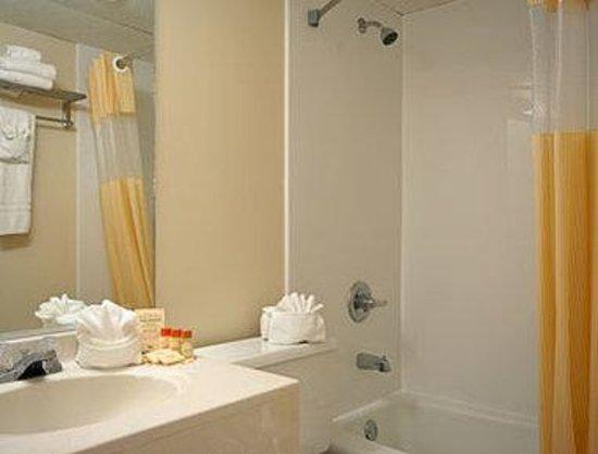 Days Inn - Columbus IN: Bathroom