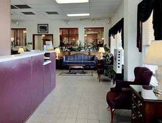 Days Inn Milledgeville : Lobby