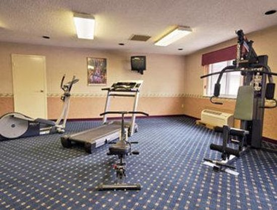 Days Inn & Suites Columbus East Airport: Fitness Center