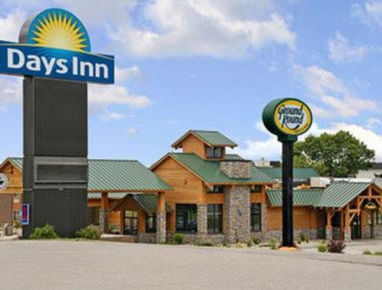 Welcome to the Days Inn Brookings