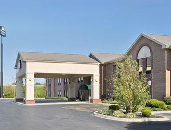 Days Inn & Suites Louisville SW: Welcome to the Days Inn LouisvilleShively