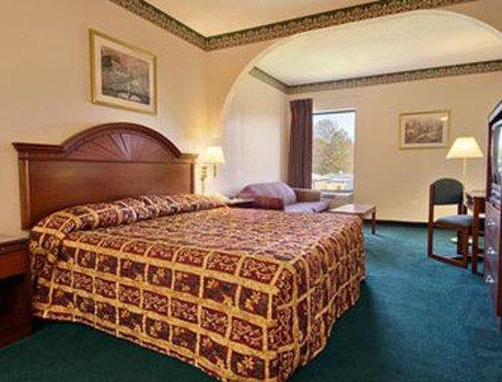 Days Inn & Suites Louisville SW: Business Suite