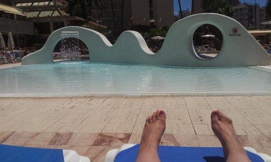 Hotel Rosamar : lovely pool
