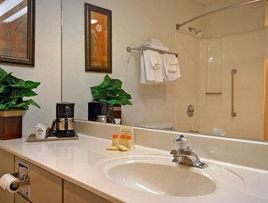 Days Inn Brookings: Bathroom